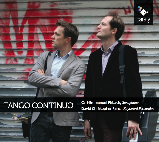 Cover of Fisbach / Panzl (2016) : Tango Continuo