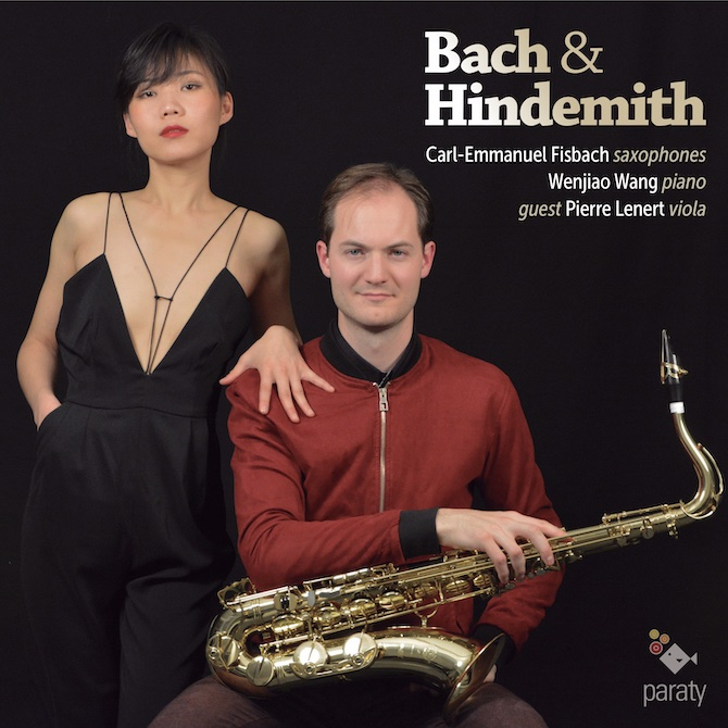 NEW CD • BACH & HINDEMITH