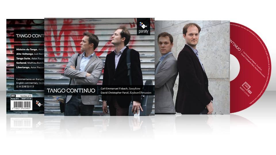 法国古典唱片公司 Harmonia Mundi 2016年4月15日发行